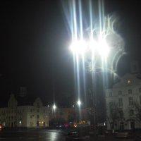 Иллюминация фонарей :: Денис Бугров