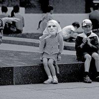...Замри...!!! И так всех на fotokto напугала.... =) :: Дмитрий Иншин