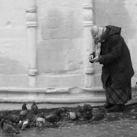 любовь и голуби :: Natalia Mihailova