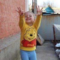 Беззаботное детство... :: Инна Чеботарёва