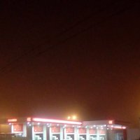 Туман :: Клавдия Синицина