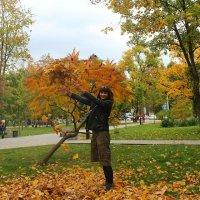 осень :: Полина Луговенко