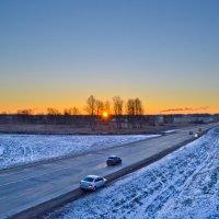 Романтика больших дорог. :: cfysx