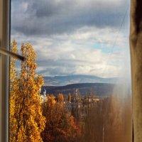 Однажды выглянул в окно... :: Игорь Алексеенко