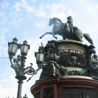 Памятник Николаю I. :: Елена Павлова (Смолова)