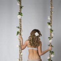 будуарная съемка невесты :: Юлия Шабеева