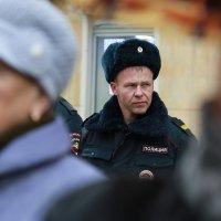 на страже :: Катерина Якель