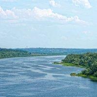 Река Ока. :: Геннадий Пынькин