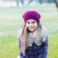 детский портрет :: Анна Шишкина