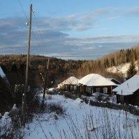 Обожаю свою деревню :: Валерий Чепкасов