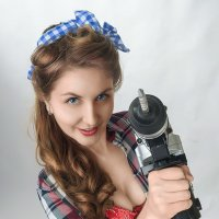 женское хобби :: Сергей Киреев