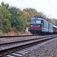 А мимо пролетают поезда. (1... Пуск !:)) :: Александр Резуненко