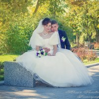 свадьба :: Юлия Головенченко