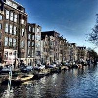 На улицах Амстердама :: KIRA Sm.