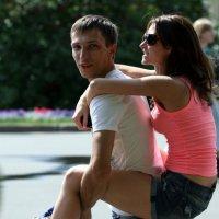 когда своя ноша не тянет :: Олег Лукьянов