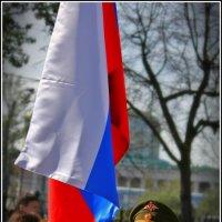 флаг моей страны :: Дмитрий Анцыферов