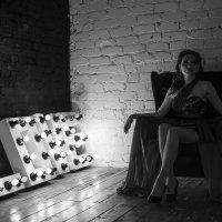 Принцесса темной стороны :: Виктор Зенин