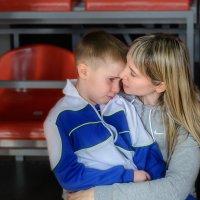 Спорт и Дети. (Мама) :: Евгений Герасименко