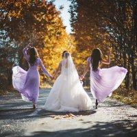 невеста и подружки... :: Батик Табуев