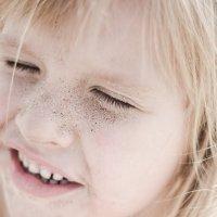 Песочная улыбка :: Елена Колмыкова
