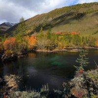 Лавовое озеро :: Владимир Собардахов