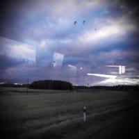 Из окна автобуса :: Юрий Бондер