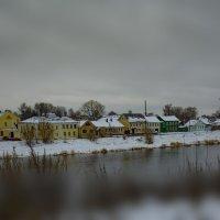 Обновляющийся Торжок. :: Анатолий Корнейчук