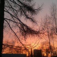 утро по пути на работу :: Александр Прокудин