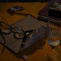 Когда былое память будоражит :: Ирина Данилова