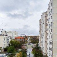 Новый пейзаж за окном :: Валерий Дворников