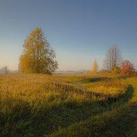 Осенний колорит :: Валентин Котляров
