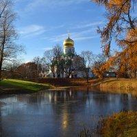 Осень в Пушкине :: Наталья Левина