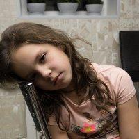 После школы. :: Ирина Остроухова