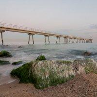 Pont del Petroli, Badalona :: AleksandraN Naumova