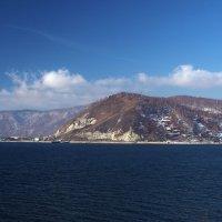 "Порт ""Байкал"",судоходные врата Байкала. :: Александр Попов"