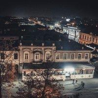 Ночной Владикавказ :: Заурбек Джанаев