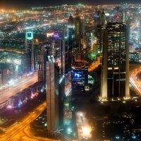 Даунтаун Дубая :: Николай Сигаев