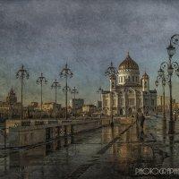 Просто храм... :: Vlad Moscow