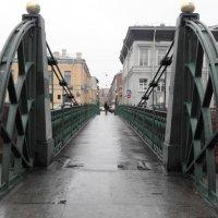 Почтамтский мост :: Марина Харченкова