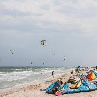 Kiteboarding :: Юлия Выгонская
