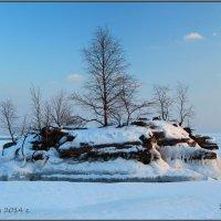 остатки старого пирса... :: Андрей Янтарёв