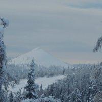 зим в горах 3 :: Константин Трапезников