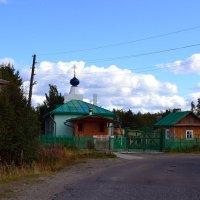 Церковное подворье :: Ольга