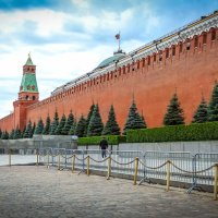 Фотопрогулка по Москве. :: Nonna