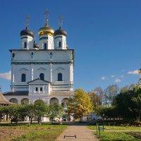 Иосмфо-Волоцкий монастырь. :: Юрий Шувалов