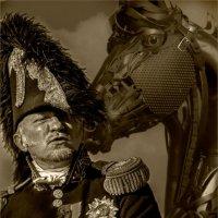 Конь боевой.... :: Виктор Перякин