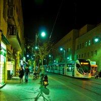 Иерусалимская ночь :: Игорь Герман