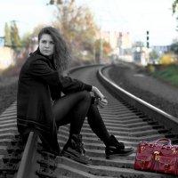Опоздание... в осень! :: Сергей Ковалевский