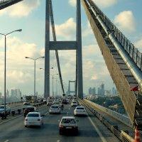 Первый Босфорский мост. :: Игорь