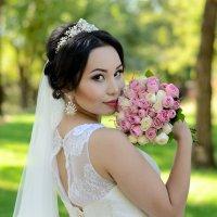 Я | Свадебный букет :: Дмитрий Фотограф
